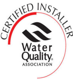 Certified Water Treatment System Installer